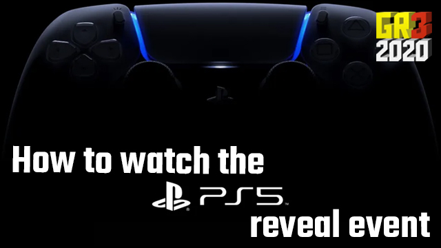 how to watch the PS5 reveal event