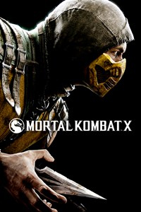 Box art - Mortal Kombat X