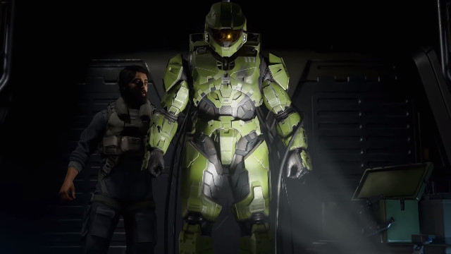 new Halo Game 343 Master Chief