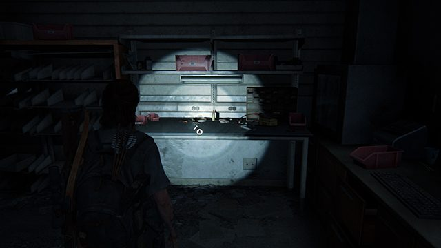 The Last of Us 2 Workbench Locations   Seattle Day 2   The Seraphites