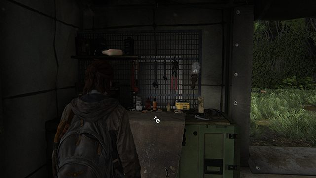 The Last of Us 2Workbench Locations   Seattle Day 1   Downtown