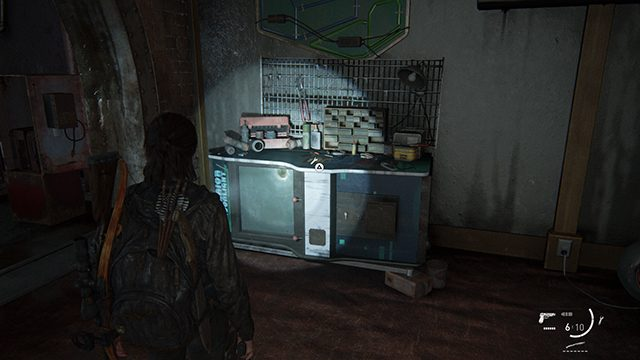 The Last of Us 2 Workbench Locations   Seattle Day 3   The Flooded City