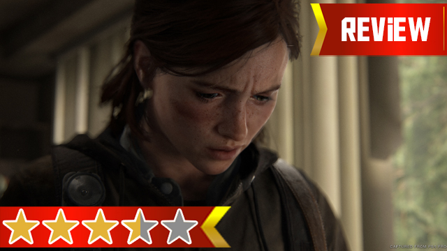 the last of us 2 review ps4