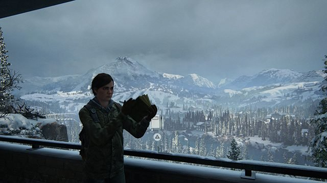 The Last of Us 2 Journal Entry Locations   Jackson  