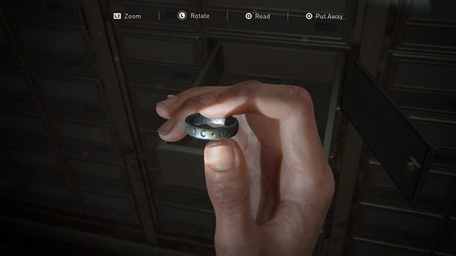 The Last of Us 2 So Great and Small Trophy | How to find the Engraved Ring