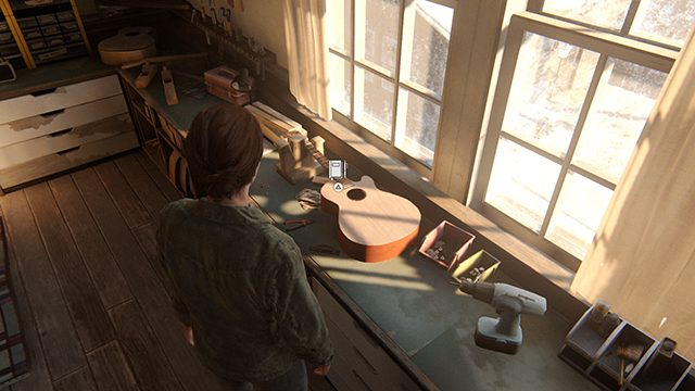 The Last of Us 2 Journal Entry Locations | Jackson |