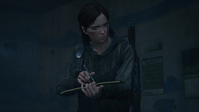 The Last of Us 2 Journal Entry Locations   Seattle Day 3   Infiltration