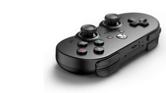 8bitdo Xbox Android controller Project xCloud release date side