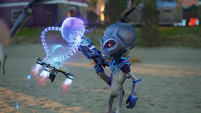 Destroy All Humans Co-op | Can you play cooperatively?