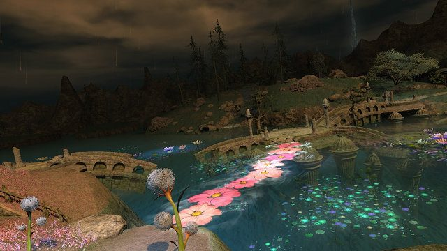 FFXIV 5.3 Update patch notes river