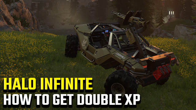Halo Infinite double XP