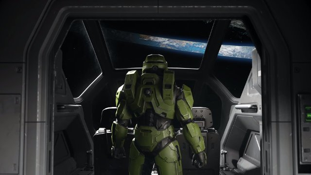 Halo Infinite gameplay reveal Master Chief back