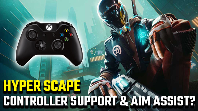 Hyper Scape Controller Support