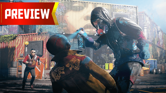 Watch Dogs Legion Preview Featured
