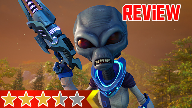Destroy All Humans Review |