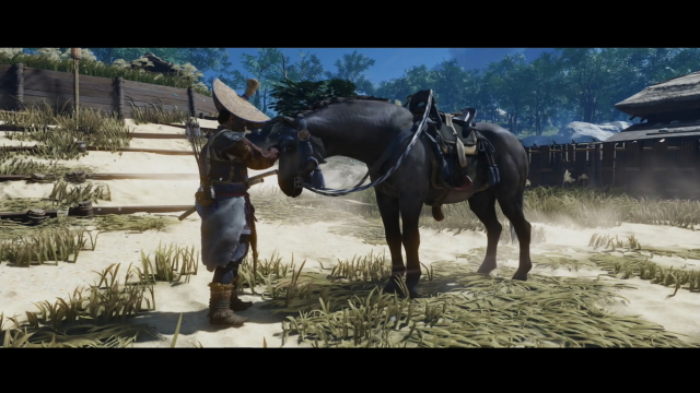 how to fast travel in Ghost of Tsushima
