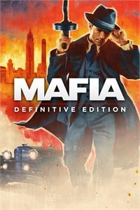 Box art - Mafia: Definitive Edition