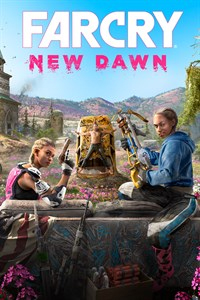 Box art - Far Cry: New Dawn