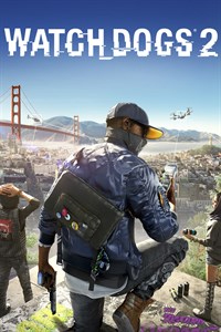 Box art - Watch Dogs 2