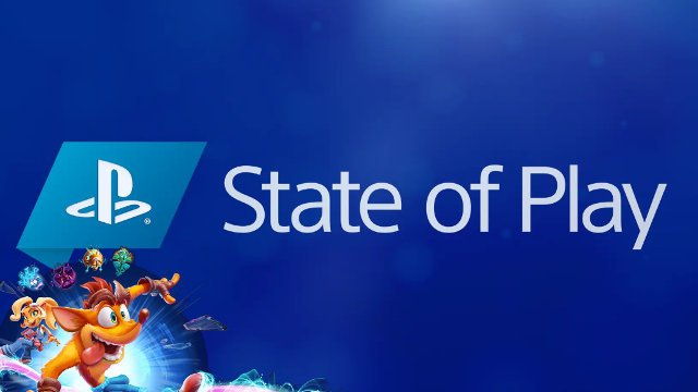 August PlayStation State of Play Crash 4 PS5