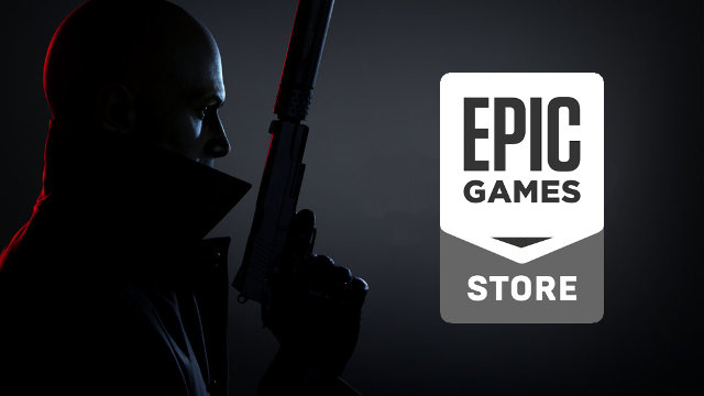 Hitman 3 Epic Games Store exclusive 1 year