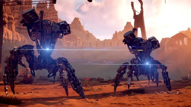 Horizon Zero Dawn PC 1.01 Update patch notes bots