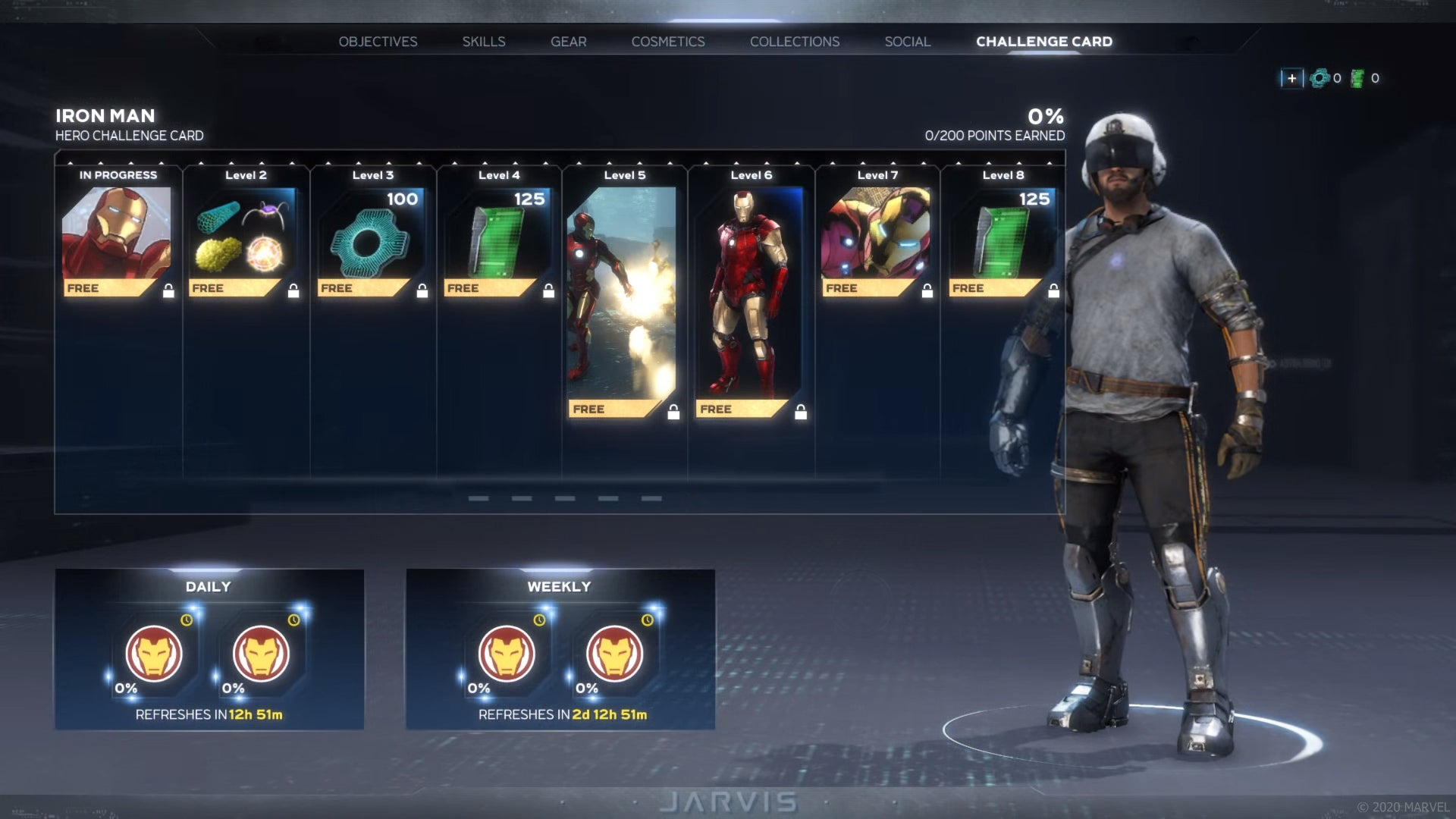 Marvel's Avengers microtransactions cosmetic