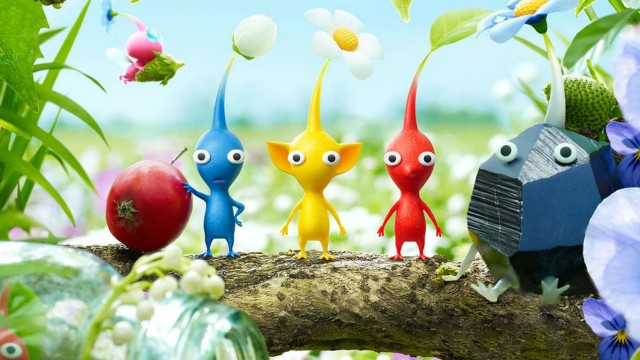 Pikmin 3 delisted from Wii U eShop