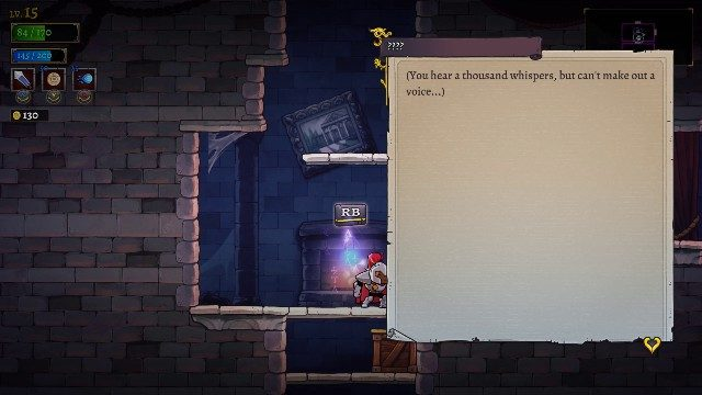 Rogue Legacy 2 Thousand Whispers