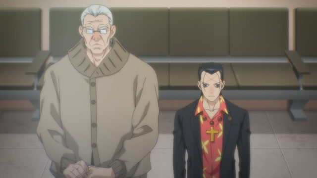 The God of High School episode 9