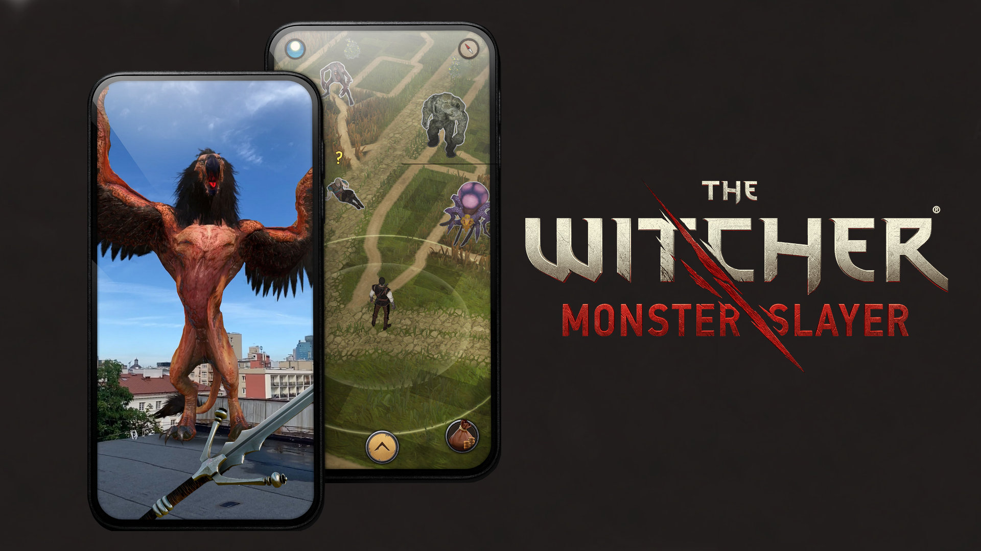 The Witcher: Monster Slayer cover