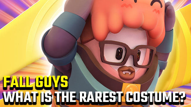 What is the rarest Fall Guys skin?