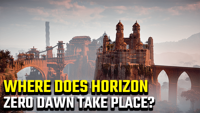 Where does Horizon Zero Dawn take place