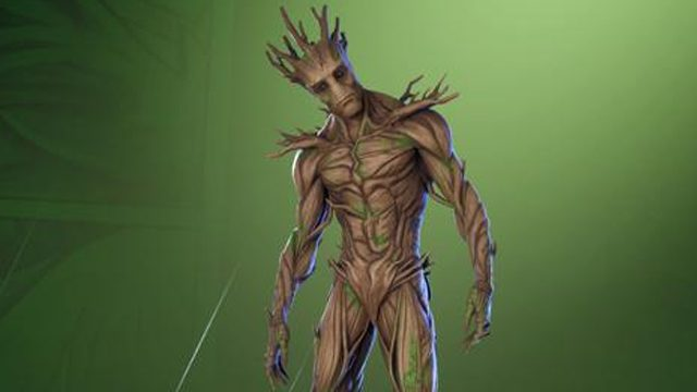 Where is Groot in Fortnite Season 4 (Chapter 2)