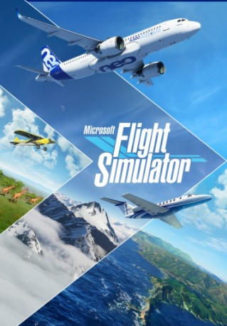 Box art - Microsoft Flight Simulator 2020