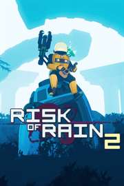 Box art - Risk of Rain 2