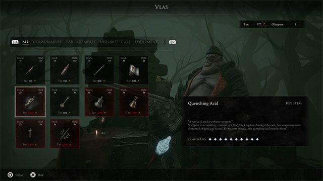How to find Vlas' shop in Mortal Shell