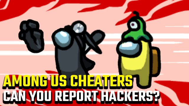 Among Us cheaters