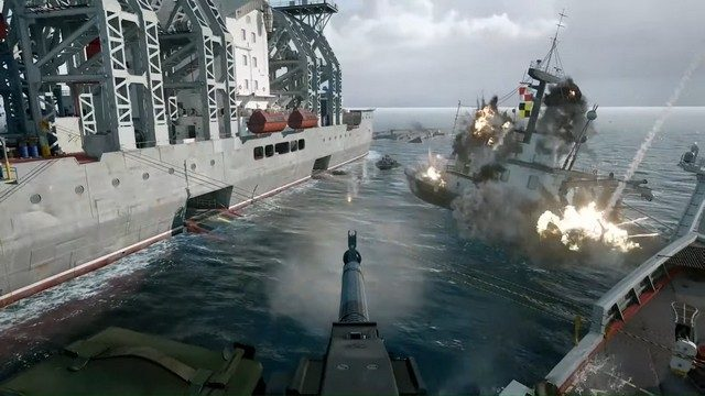 Call of Duty Black Ops Cold War Armada Map