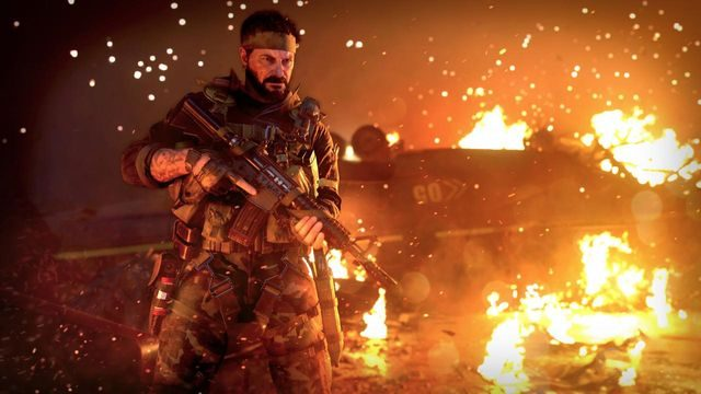 Call of Duty Black Ops Cold War Switch release date