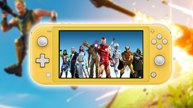 Can you play Fortnite on Nintendo Switch Lite?