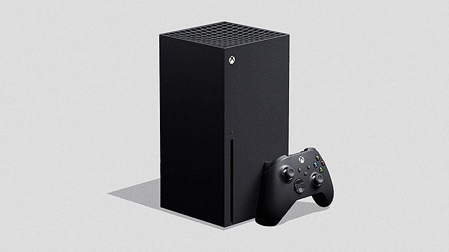 Can you put the Xbox Series X on its side