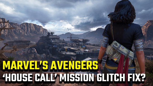 Marvel's Avengers House Call glitch