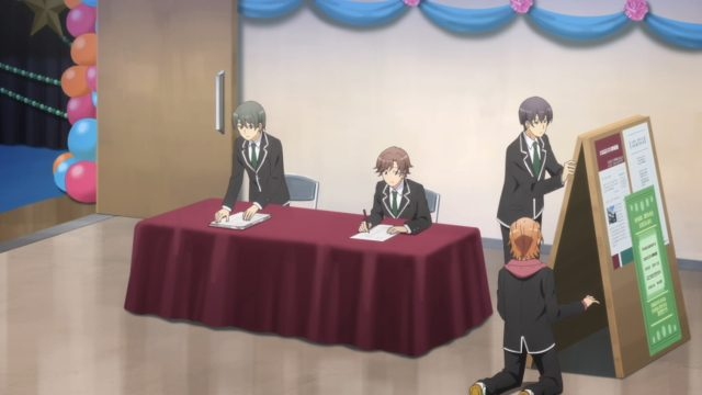My Teen Romantic Comedy Snafu Climax episode 11