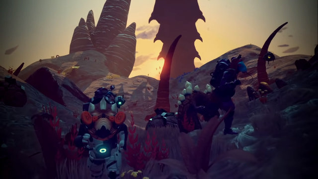 The No Man's Sky Origins update is out today