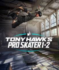 Box art - Tony Hawk's Pro Skater 1+2