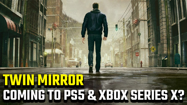 Twin Mirror PS5 and Xbox Series X