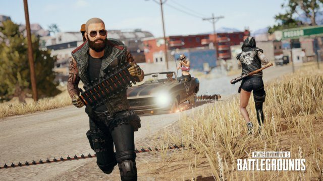 Is there proximity chat in PUBG on PS4 or Xbox One?