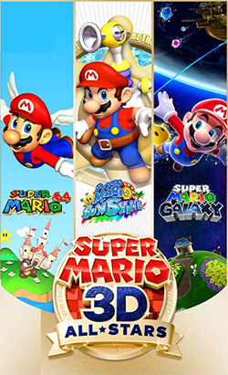 Box art - Super Mario 3D All-Stars