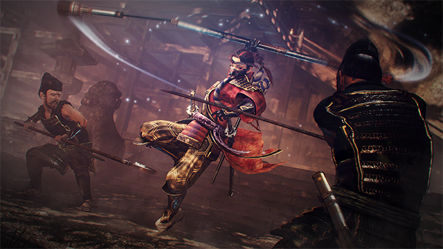Nioh 2 1.15 Update Patch Notes | Bug fixes